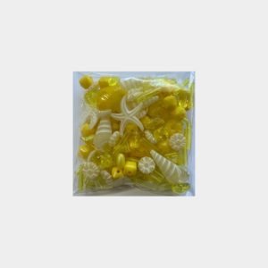 mix plastiche gialle