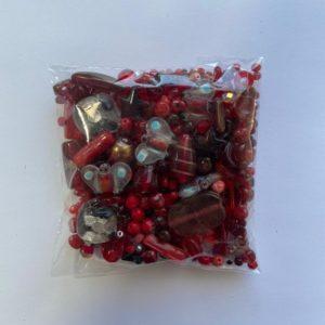 mix vetri rosso