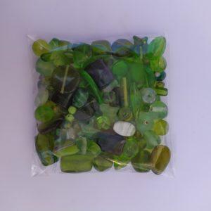 mix vetri verde
